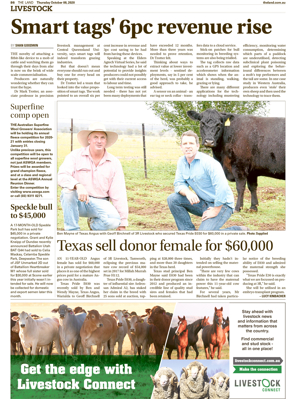The Land Qcl Article